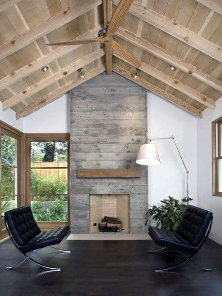 Design Ideas For Vaulted Ceiling Contemporary Design