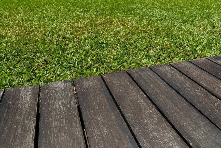 Design Ideas For Wooden Walkway Deck Backyards