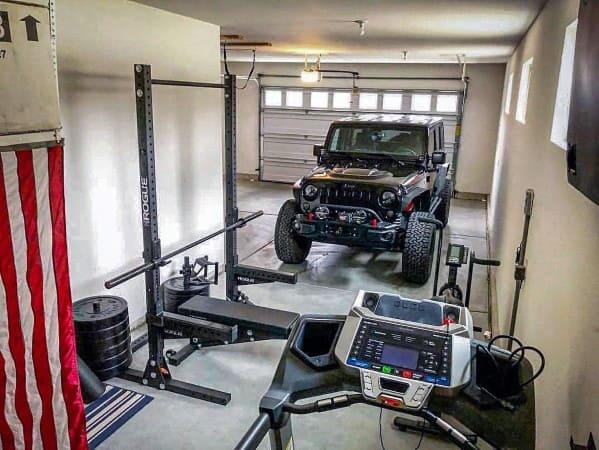Design Ideas Garage Gyms