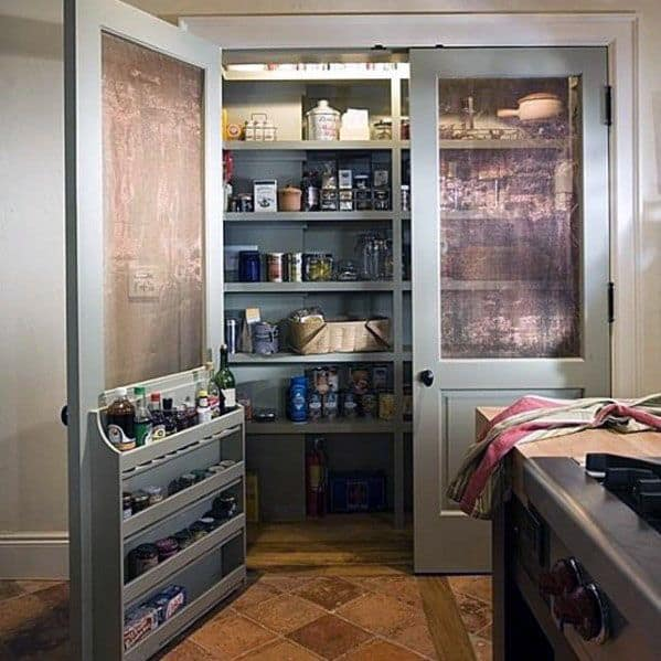 Design Ideas Kitchen Pantry Door