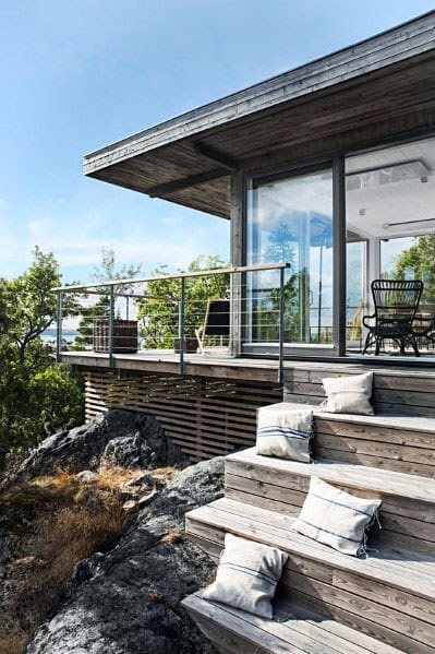 Design Ideas Modern Deck