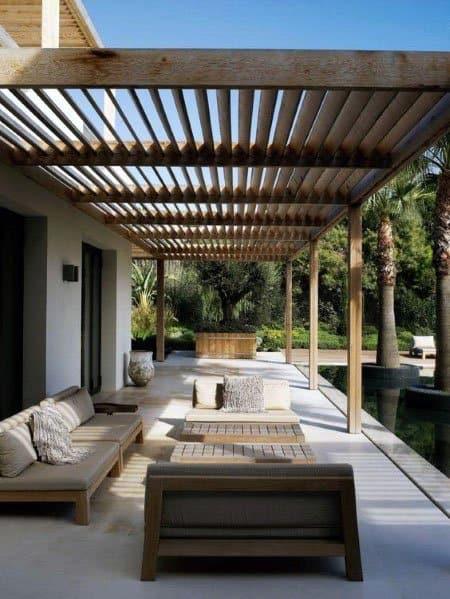 Design Ideas Modern Patio