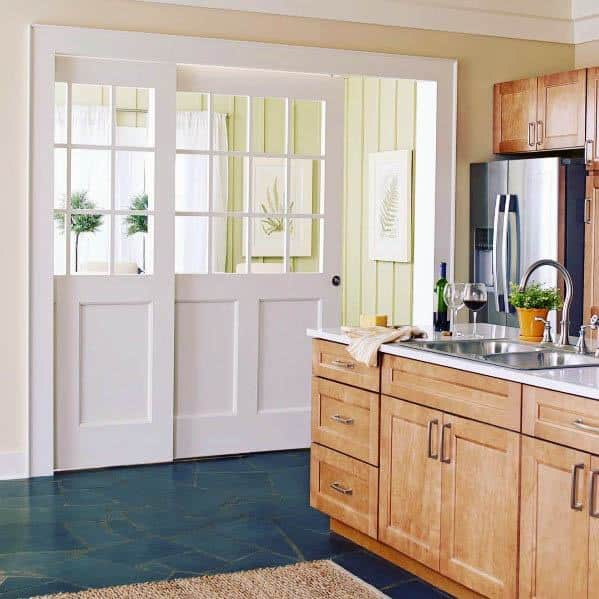 Design Ideas Pocket Door With Window