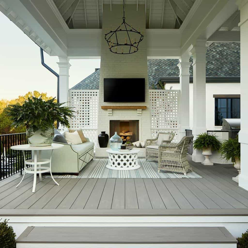 design patio deck ideas timbertech