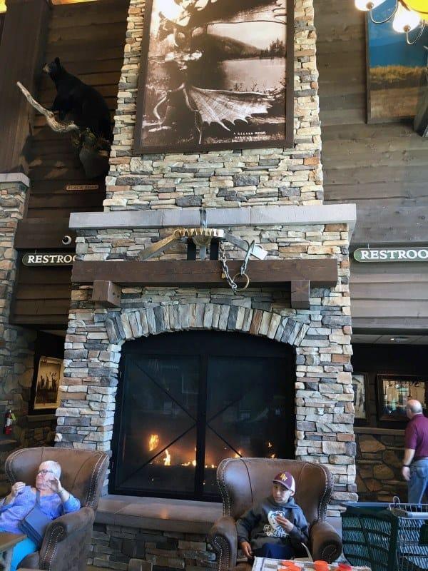 Design Stone Fireplace