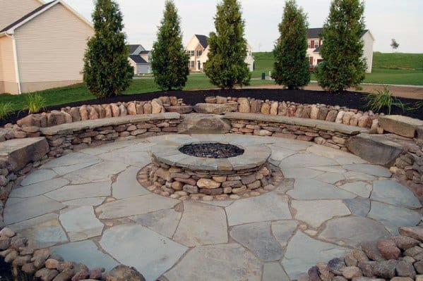 Designs Fire Pit Seating