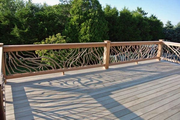Designs For Deck Railing