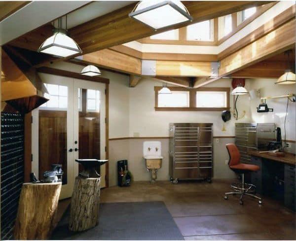 Designs For Garage Workshops