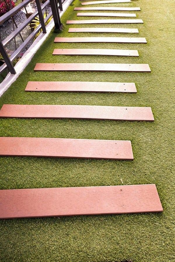 Designs For Wooden Walkway Deck