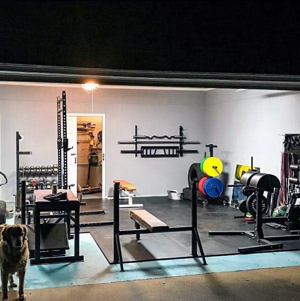 Designs Garage Gyms