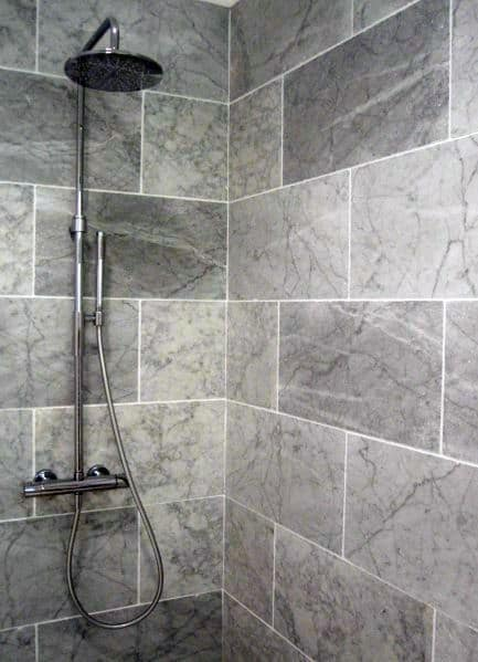 Designs Grey Bathroom Tile