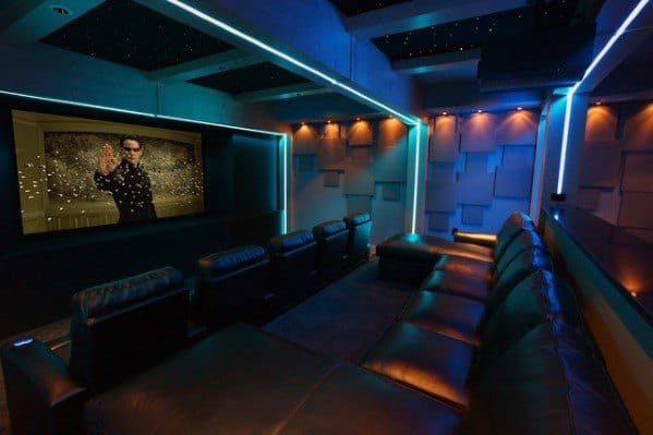 Designs Home Theater Lighting
