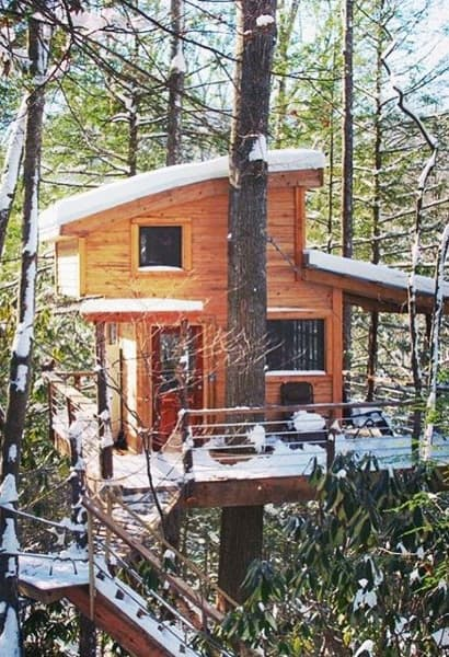 Designs Treehouse Ideas