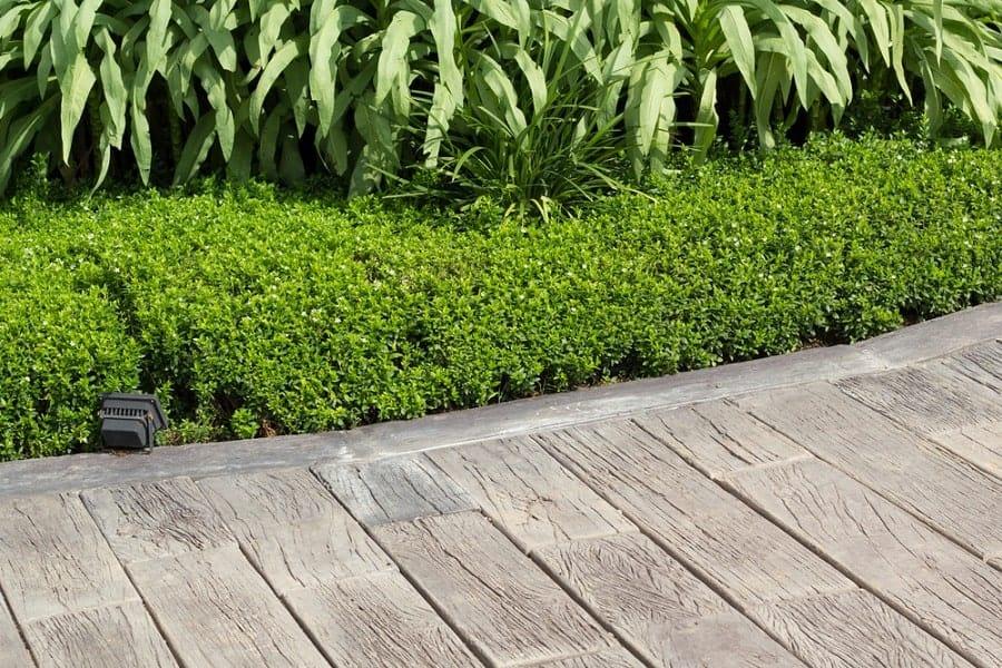 Designs Wooden Walkway Deck For Backyard