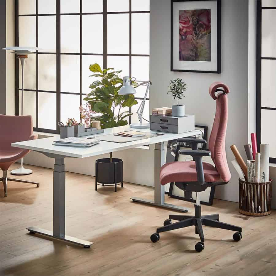 desk office storage ideas aj_products_uk
