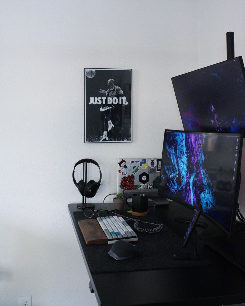 desktop desk setup ideas undefxned.var