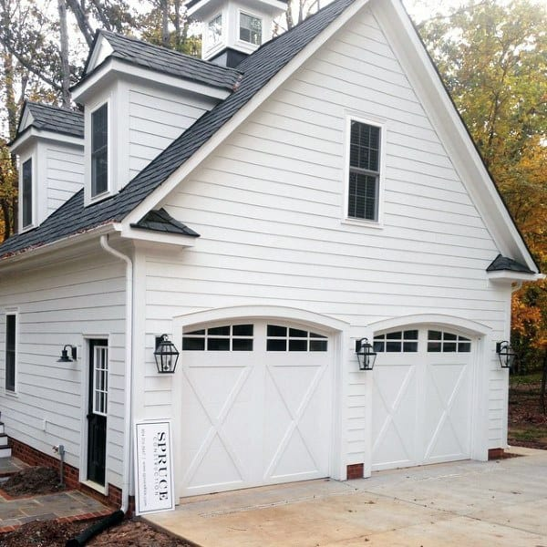 Detached Garage Ideas 2 Cars