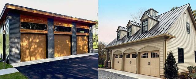 Top 60 Best Detached Garage Ideas – Extra Storage Designs