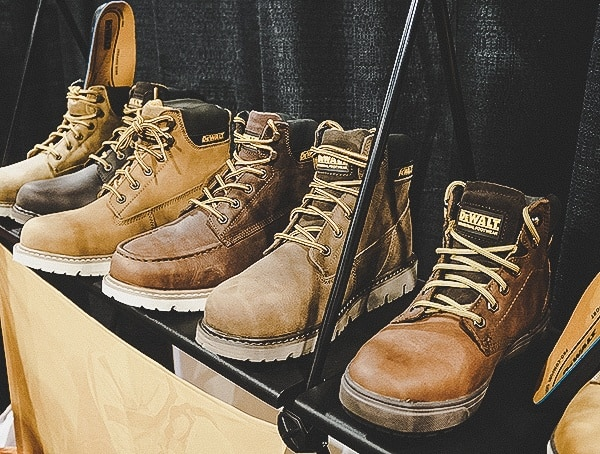 Dewalt Mens Boot Collection Outdoor Retailer Snow Show 2019