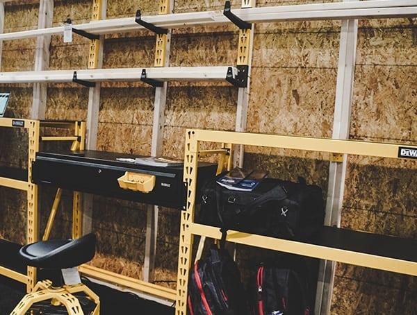 Dewalt Shelves For Storage 2019 Nahb Show Las Vegas