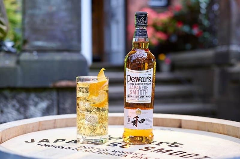Dewar's Adds Japanese Smooth Blended Whisky to Permanent Collection
