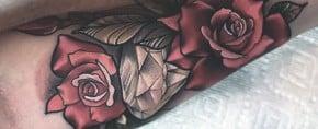 70 Diamond Tattoo Designs For Men – Precious Stone Ink