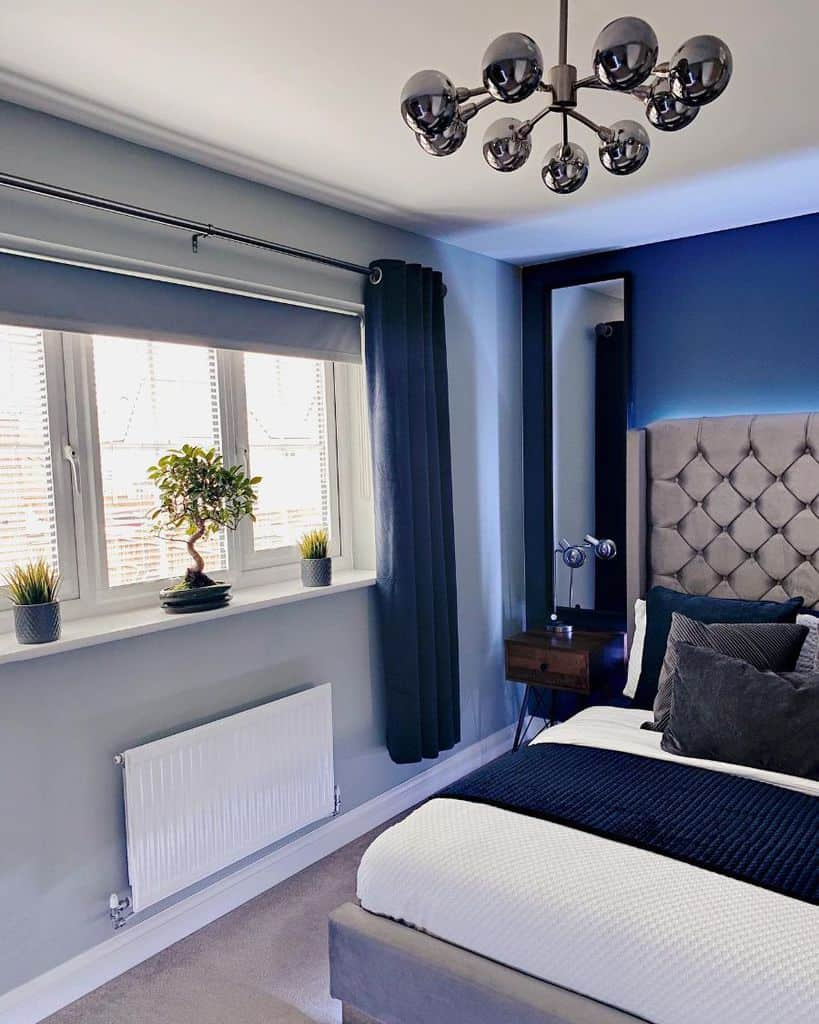 differenet tones of blue bedroom ideas 41parkfarm