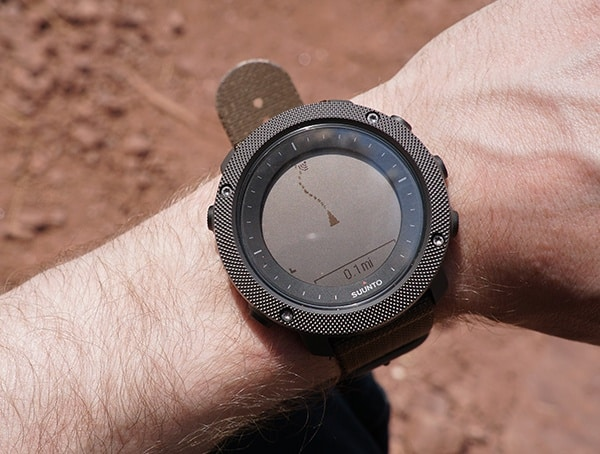 Digital Mens Watches Review Path Tracking Navgiation