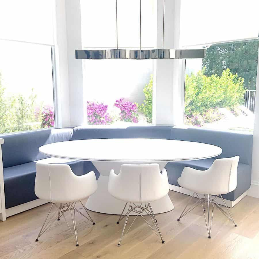 Dining Area Banquette Seating Mrbdesignsinc