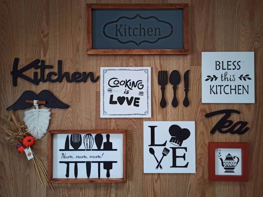 Dining Or Kitchen Picture Wall Ideas Masalsiyum