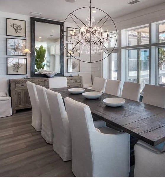 Dining Room Designs Rustic