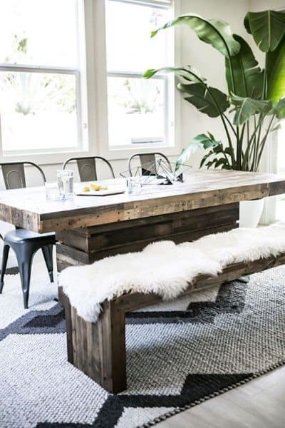 Dining Room Ideas Rustic