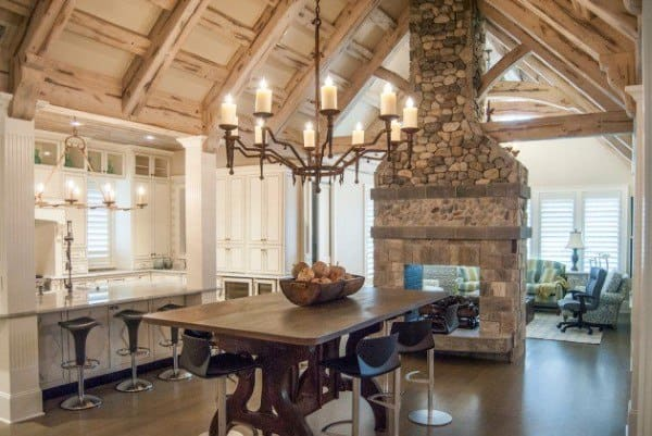 Dining Room Rustic Ideas