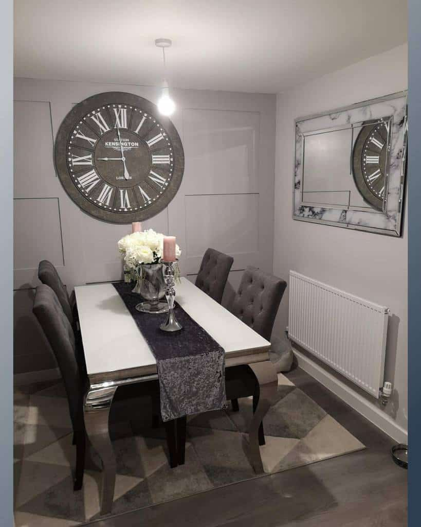 dining room wall paneling ideas hanburyhome38