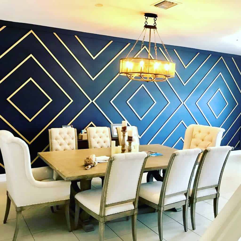 dining room wall paneling ideas phdpainting