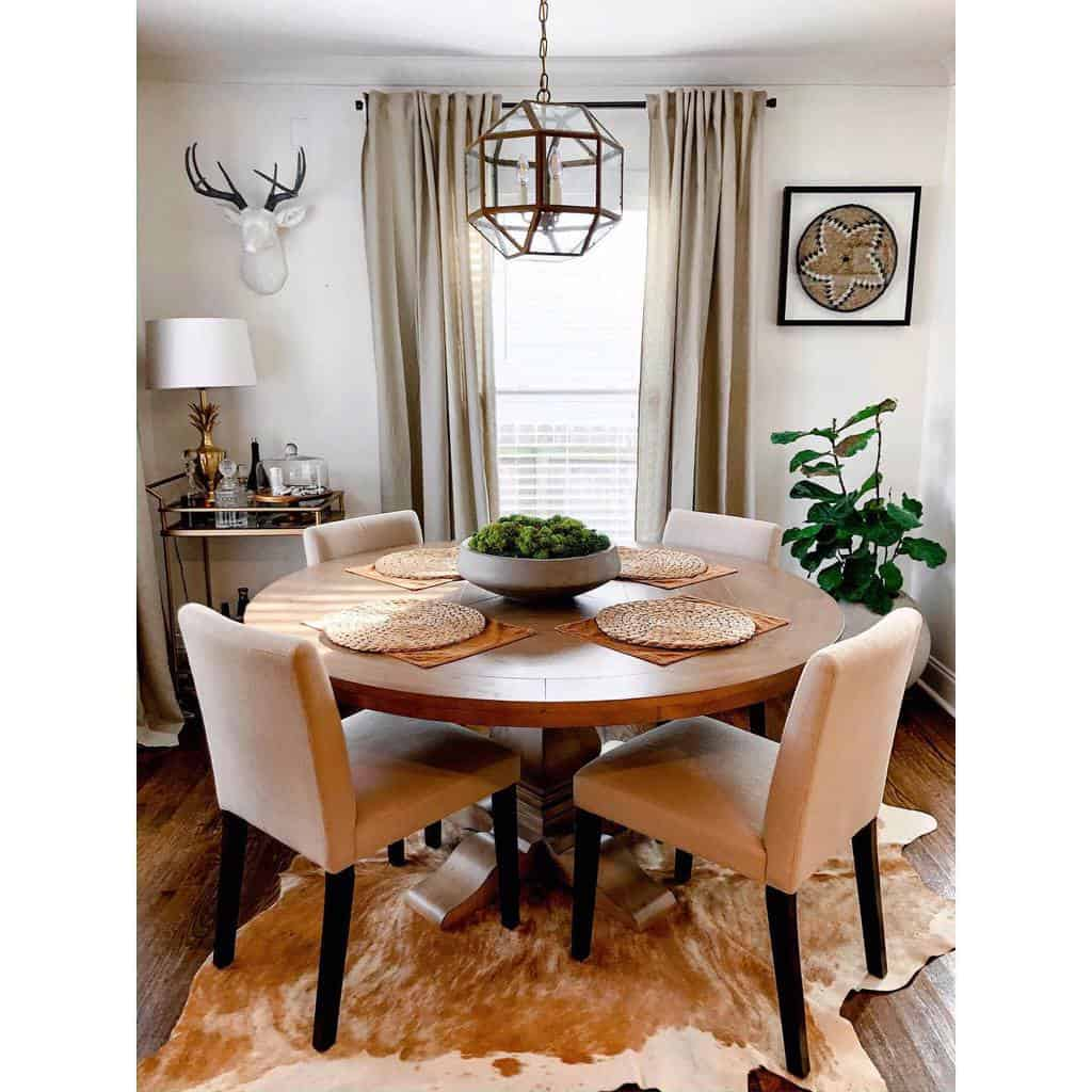 dining table small dining room ideas lizzie_spratt