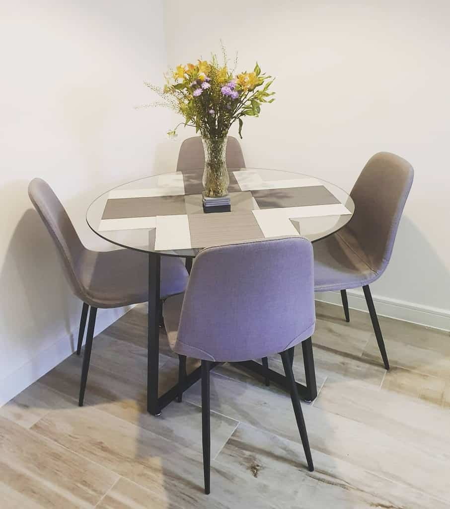 dining table small dining room ideas stevie_at_17