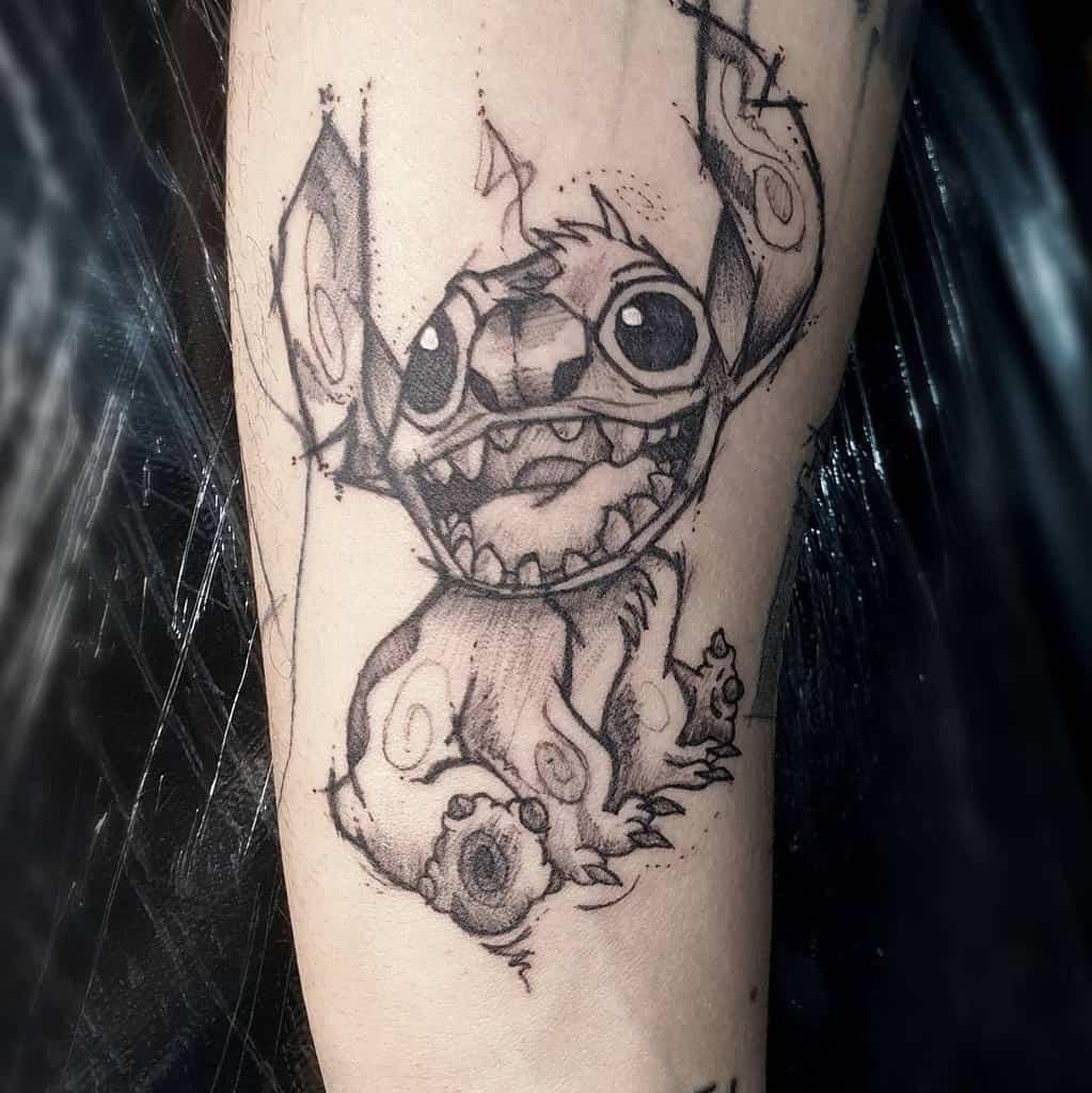 Top 65 Best Stitch Tattoo Ideas 2020 Inspiration Guide