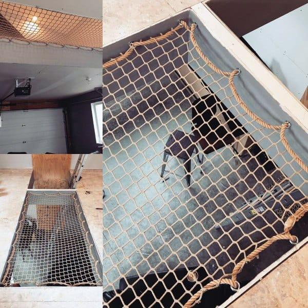 Distinctive Indoor Hammock Design Ideas