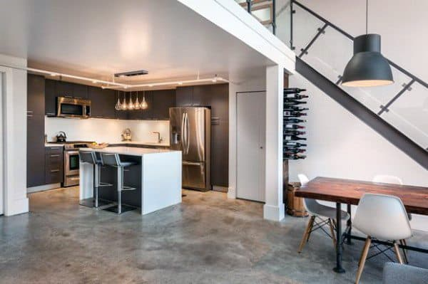 Distinctive Loft Design Ideas
