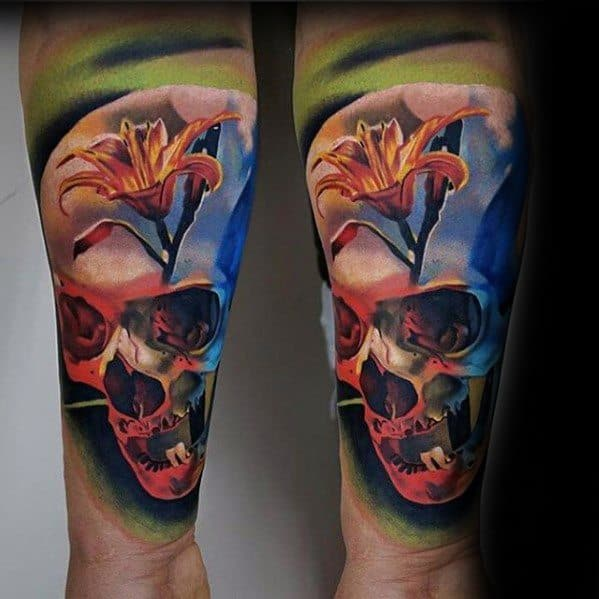 Distinctive Male Greatest Tattoo Designs