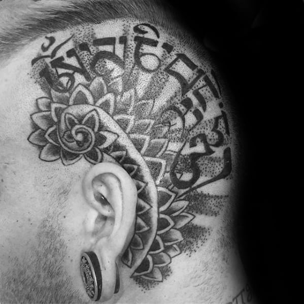 Distinctive Male Sanskrit Tattoo Designs