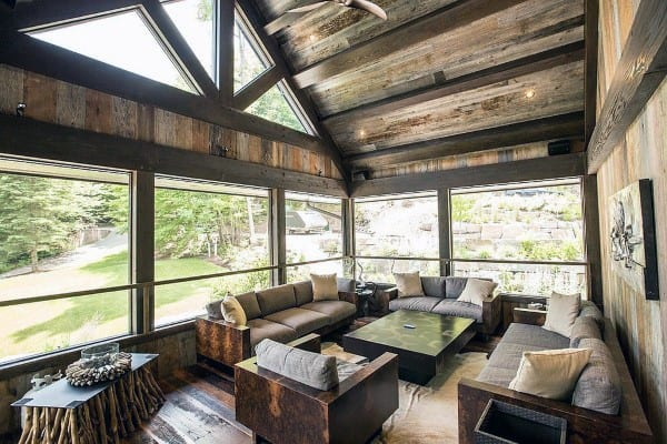 Top 60 Best Sunroom Ideas - Bright Glassed-In Solarium Designs