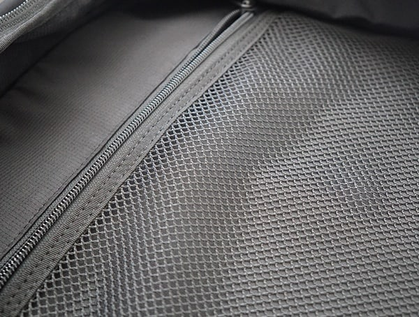Divided Mesh Zippered Compartment Ogio Alpha Convoy 525 Backpack Main Interior