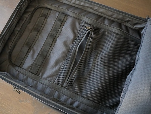 Divider Compartments Black Ogio Alpha Convoy 522s Travel Bag Interior