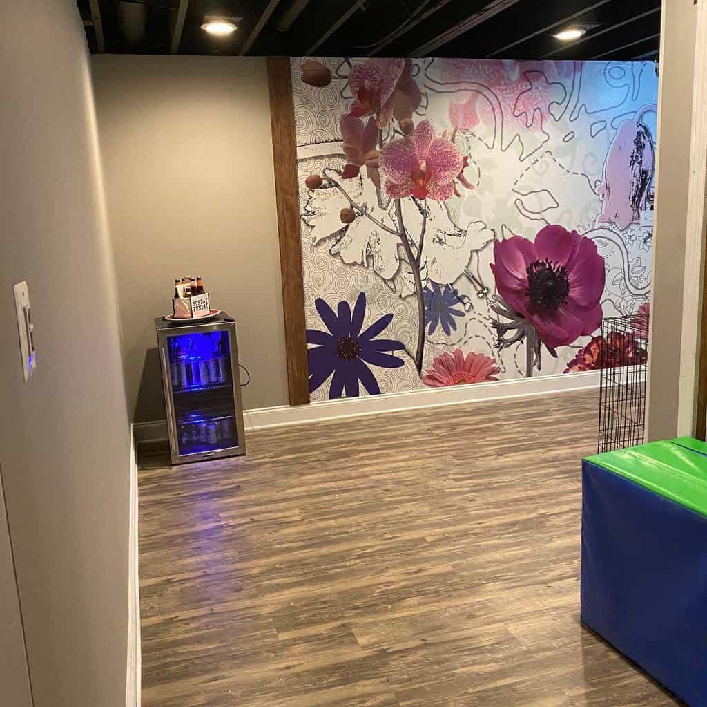 diy basement floor ideas trendymama519
