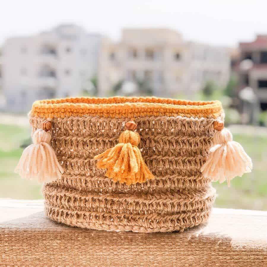 Diy Bohemian Decor Topknotch Modern Crochet