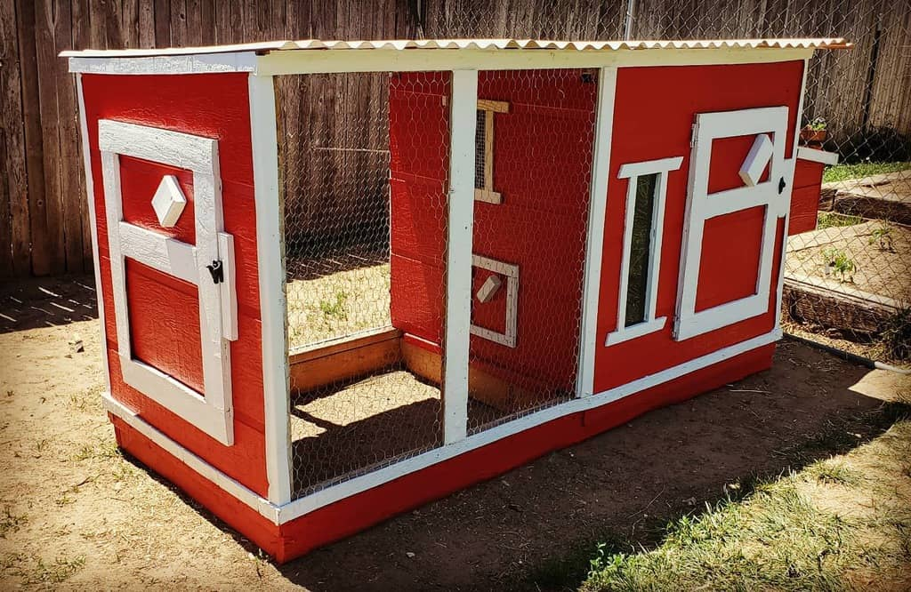 diy chicken coop ideas the_chick3n_king