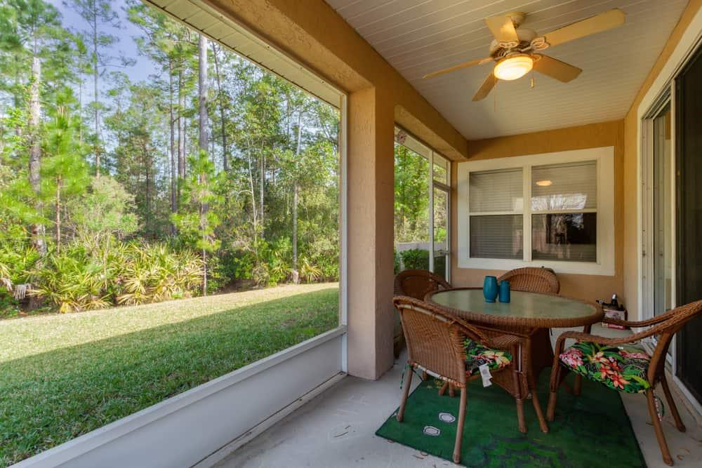 diy enclosed patio ideas 6