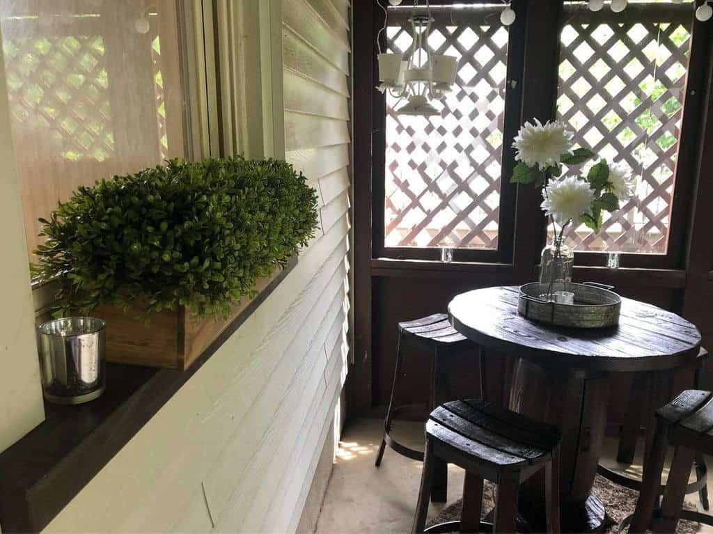 diy enclosed patio ideas thewildenigma